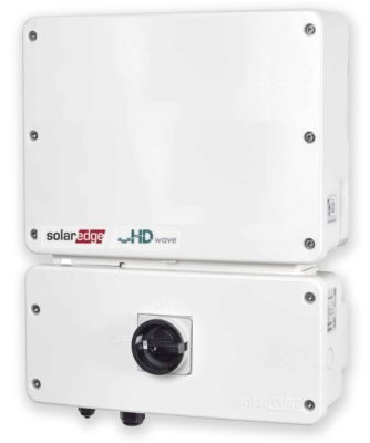 SolarEdge HD Wave solar inverter png
